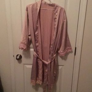 Other - Women's Silky Robe